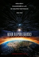 Independence Day: Resurgence - Polish Movie Poster (xs thumbnail)