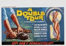 À double tour - Belgian Movie Poster (xs thumbnail)
