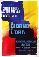 Le jour et l'heure - Italian Movie Poster (xs thumbnail)