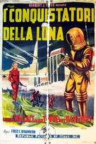 Radar Men from the Moon - Italian Movie Poster (xs thumbnail)