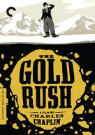 The Gold Rush - DVD cover (xs thumbnail)