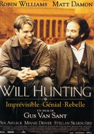 Good Will Hunting - French Movie Poster (xs thumbnail)