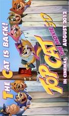 Don gato y su pandilla - British Movie Poster (xs thumbnail)