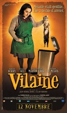 Vilaine - French Movie Poster (xs thumbnail)