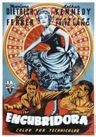 Rancho Notorious - Spanish Movie Poster (xs thumbnail)