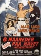 Botany Bay - Danish Movie Poster (xs thumbnail)