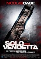 Seeking Justice - Italian Movie Poster (xs thumbnail)