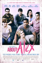About Alex - Movie Poster (xs thumbnail)