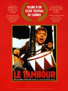 Die Blechtrommel - French Movie Poster (xs thumbnail)
