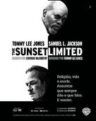 The Sunset Limited - Brazilian Movie Poster (xs thumbnail)
