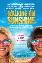 Walking on Sunshine - Norwegian Movie Poster (xs thumbnail)