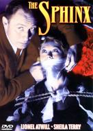 The Sphinx - DVD cover (xs thumbnail)