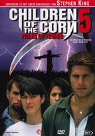 Children of the Corn V: Fields of Terror - Dutch DVD cover (xs thumbnail)