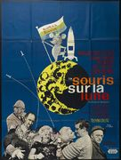 The Mouse on the Moon - French Movie Poster (xs thumbnail)