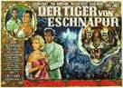 Der Tiger von Eschnapur - German Movie Poster (xs thumbnail)