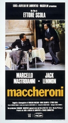 Maccheroni - Italian Movie Poster (xs thumbnail)