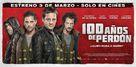 100 años de perdón - Argentinian Movie Poster (xs thumbnail)