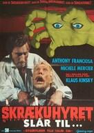 Nella stretta morsa del ragno - Danish DVD cover (xs thumbnail)