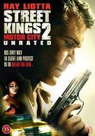 Street Kings: Motor City - Danish DVD cover (xs thumbnail)