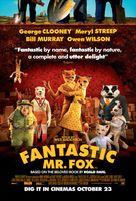 Fantastic Mr. Fox - British Movie Poster (xs thumbnail)