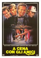 Diner - Italian Theatrical movie poster (xs thumbnail)