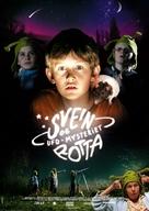 Svein og Rotta og UFO-mysteriet - Norwegian Movie Poster (xs thumbnail)