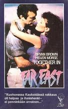 Far East - Finnish VHS movie cover (xs thumbnail)