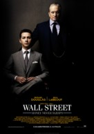 Wall Street: Money Never Sleeps - Finnish Movie Poster (xs thumbnail)