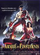 Army Of Darkness - German Movie Poster (xs thumbnail)