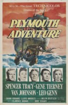 Plymouth Adventure - Movie Poster (xs thumbnail)