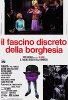 Le charme discret de la bourgeoisie - Italian Movie Poster (xs thumbnail)