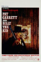 Pat Garrett & Billy the Kid - Belgian Movie Poster (xs thumbnail)