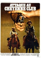 The Cheyenne Social Club - French Movie Poster (xs thumbnail)