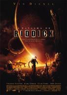 The Chronicles of Riddick - Brazilian Movie Poster (xs thumbnail)
