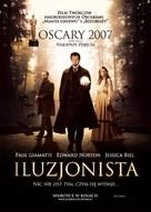 The Illusionist - Polish Movie Poster (xs thumbnail)