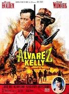 Alvarez Kelly - French Movie Poster (xs thumbnail)