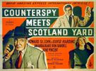 Counterspy Meets Scotland Yard - British Movie Poster (xs thumbnail)