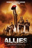 Allies - British Movie Poster (xs thumbnail)