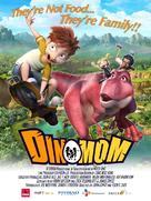 Dino Time - South Korean Movie Poster (xs thumbnail)