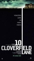 10 Cloverfield Lane - Norwegian Movie Poster (xs thumbnail)