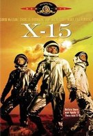 X-15 - DVD cover (xs thumbnail)