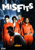 """""""Misfits"""" - French DVD movie cover (xs thumbnail)"""