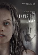 The Invisible Man - Singaporean Movie Poster (xs thumbnail)