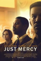 Just Mercy - Movie Poster (xs thumbnail)
