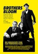 The Brothers Bloom - German Movie Poster (xs thumbnail)