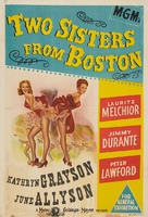 Two Sisters from Boston - Australian Movie Poster (xs thumbnail)