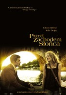 Before Sunset - Polish Movie Poster (xs thumbnail)
