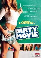 Dirty Movie - Danish DVD cover (xs thumbnail)
