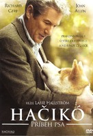 Hachiko: A Dog's Story - Czech Movie Cover (xs thumbnail)