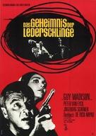 I misteri della giungla nera - German Movie Poster (xs thumbnail)